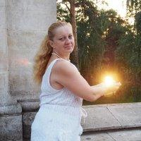 Солнце в ладонях :: Сергей Михальченко