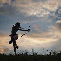 Амазонка :: Ренат Менаждинов