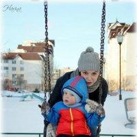 Родные :: Юлия Харина