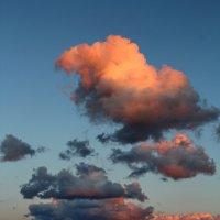 Вот такой был закат! :: Galina Kazakova