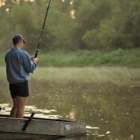 Рыбалка... :: Александр Кутненко