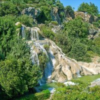 В Анталье повсюду водопады :: Ирина Приходько