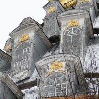 Новоиерусалим, фрагмент купола :: esadesign Егерев