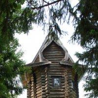 Храм в Хохловке :: Валерий Симонов