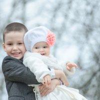 Брат и сестра :: Антуан Мирошниченко
