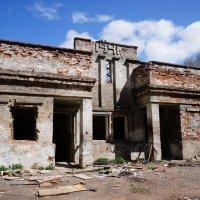 Руины. :: Валерий Молоток