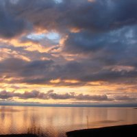 Рассвет на Байкале :: Алина Петрова