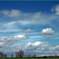 Облачные небеса :: юрий Амосов