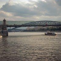 Москва-река :: Максим Мойсюк