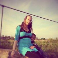 мама и сын :: Елена Воронкова