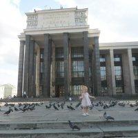 взгляд со стороны :: Валерия Яскович