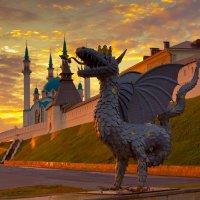 дракон зилант :: Евгений Яковлев