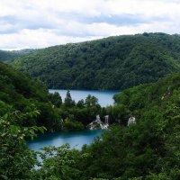 Голубые  озера :: Ростислав