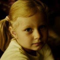 Маленькая мечтательница :: Valeri Soitu