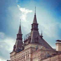 Архитектура Москвы :: Андрей Поспелов