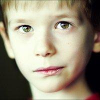 Портрет сына :: Дмитрий Коробкин