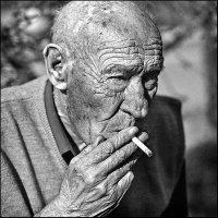 Портрет ветерана :: Дмитрий Коробкин