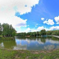 парк Тропарево-Никулино Москва :: юрий макаров