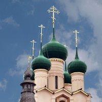 Купола, купола, купола...#4 :: Михаил Малец
