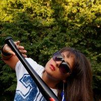 бейсбол-бейба!2 :: Александра Шум
