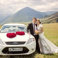 Краса Кавказа :: Натали Никулина