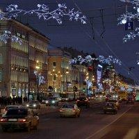 Праздничный Невский :: Anton Lavrentiev