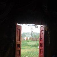 Дверь. :: Анна Шенберг