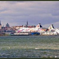 Таллинн с моря. :: Jossif Braschinsky
