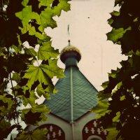 церквушка :: Анастасия Шмелева
