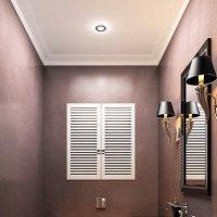 Дизайн туалетной комнаты :: Ирина Фефелова