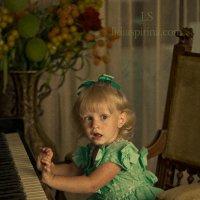 Пианистка :: Лида Спирина