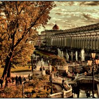 Александровский сад 2 :: Борис Гольдберг