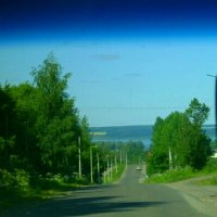 Дорога домой :: Ольга Евдокимова