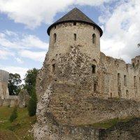 Стены замка, Цесис-Латвия :: esadesign Егерев