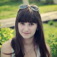 В парке :: Дарья Шевцова