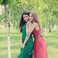Сёстры :: Дарья Шевцова
