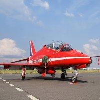 Hawk T.1 пилотажной группы Red Arrows :: Павел Myth Буканов