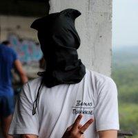 """Человек в """"железной""""маске :: Дмитрий Арсеньев"""