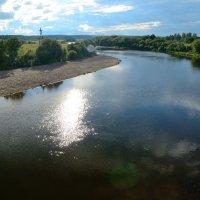 Река Великая :: Василий Ахатов