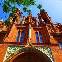 католическая церковь :: Виктория Варлаганова
