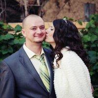 Свадебная фотсессия :: Сергей Горбенко