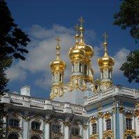 Екатерининский дворец :: Полина Шифман