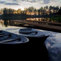 На озере! :: Павел Данилевский