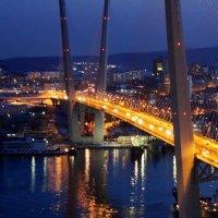Золотой мост. Владивосток :: Нина Прокопенко