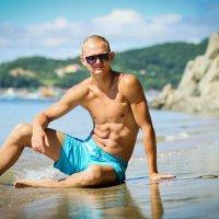 Пляж в Андреевке :: Анна Ерохина