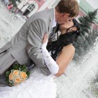 поцелуй... :: Елена Маршавина