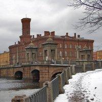 У Калинкина моста :: Anton Lavrentiev