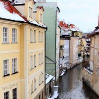 Река Чертовка в Праге. :: nakip1