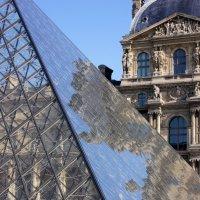 Париж. Лувр. :: Нина Прокопенко