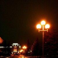 Ночь, улица, фонарь... :: Ирина Артемьева
